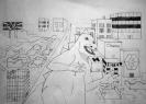 Godzilla in Manhattan